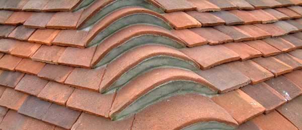 Custom Handmade Roof Tiles Aldershaw Handmade Tiles Ltd