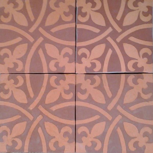 Medieval Encaustic Floor Tiles - Aldershaw Handmade Tiles Ltd ...