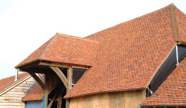 Handmade Roof Tiles For Restoration Aldershaw Handmade